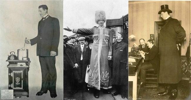 Cuộc đời kỳ diệu của người đàn ông cao nhất thế giới, 25 tuổi cao tới 2,85 mét  - Ảnh 1.