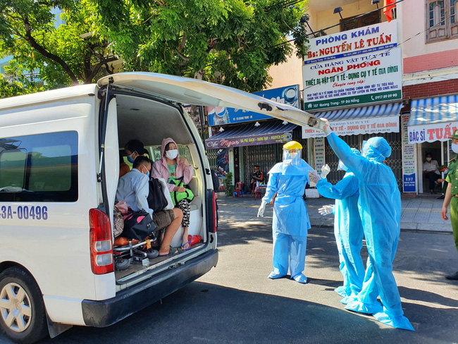 Ca nghi mắc Covid-19 trong cộng đồng đi nhiều nơi tại Quảng Nam và Đà Nẵng  - Ảnh 1.