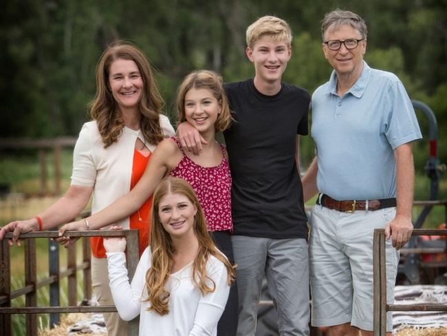 """Vợ chồng tỷ phú Bill Gates ly hôn: Trước đó đã nuôi dạy con vô cùng """"khắc nghiệt"""" - Ảnh 4."""