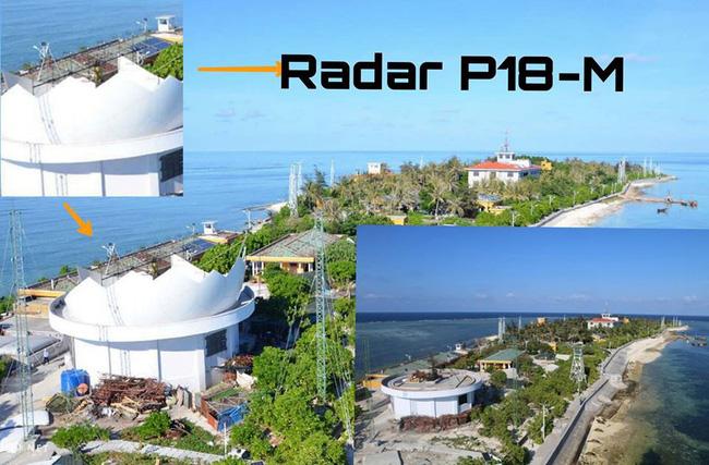 """Cận cảnh lớp """"áo giáp"""" bảo vệ không thể thiếu của dàn radar biển đảo Việt Nam - Ảnh 5."""