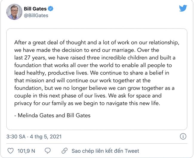 """Vợ chồng tỷ phú Bill Gates ly hôn: Trước đó đã nuôi dạy con vô cùng """"khắc nghiệt"""" - Ảnh 2."""