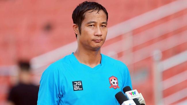 """Cựu tiền vệ Lê Quốc Vượng: """"Oman là đối thủ vừa tầm ĐT Việt Nam"""""""
