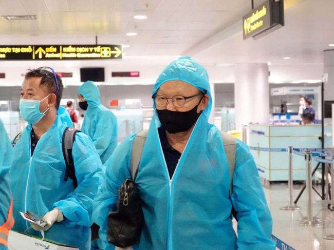 HLV Park Hang-seo xúc động chia tay ĐT Việt Nam, thực hiện nhiệm vụ mới - Ảnh 1.