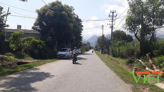 Lai Châu: Đẩy nhanh tiến độ giải phóng mặt bằng tuyến nối thành phố Lai Châu với cao tốc Nội Bài – Lào Cai - Ảnh 3.