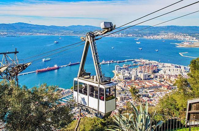 """Gibraltar trở thành điểm đến du lịch """"Hot"""" nhất châu Âu Hè 2021 - Ảnh 5."""