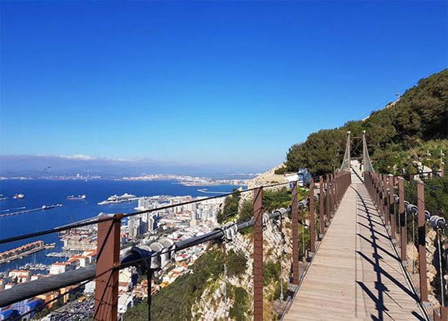 """Gibraltar trở thành điểm đến du lịch """"Hot"""" nhất châu Âu Hè 2021 - Ảnh 7."""