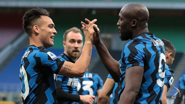 Inter Milan đã vô địch Serie A mùa này.