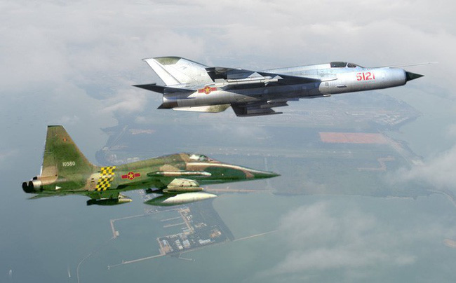 Việt Nam là quốc gia duy nhất từng dùng cả MiG-21 Liên Xô và F-5 Mỹ trong thực chiến? - Ảnh 3.