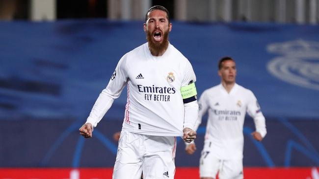 Ramos không còn được Real Madrid ưu ái.