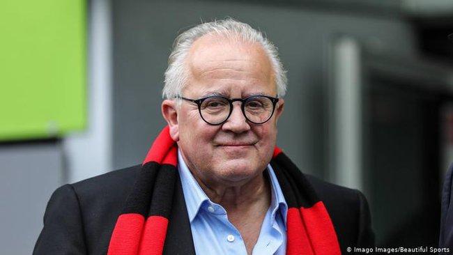 Chủ tịch LĐBĐ Đức, Fritz Keller