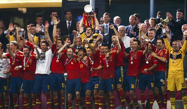 Tây Ban Nha từng có thời gian thống trị châu Âu và thế giới.