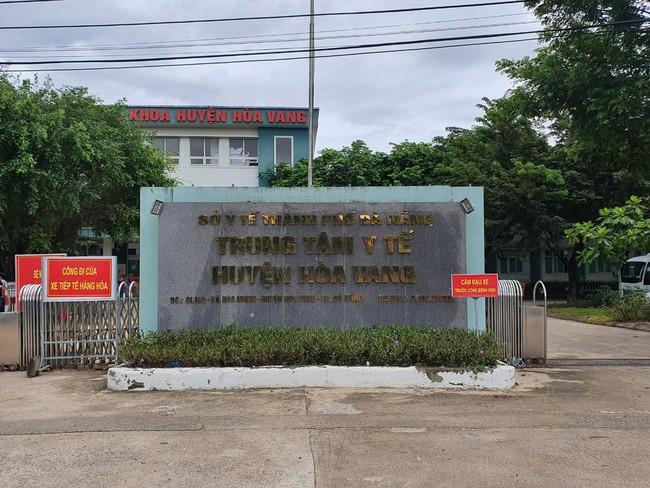 """Đà Nẵng: """"Bệnh viện dã chiến"""" dừng thăm khám, tập trung điều trị ca mắc Covid-19 - Ảnh 1."""
