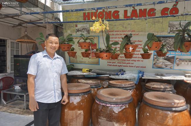 Đà Nẵng: Thầy giáo 8X lập nghiệp với đặc sản tiến Vua - Ảnh 1.
