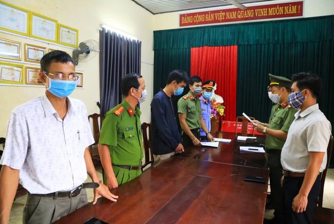 TT-Huế: Khởi tố 2 đối tượng tổ chức đưa nhiều người Trung Quốc nhập cảnh trái phép  - Ảnh 1.