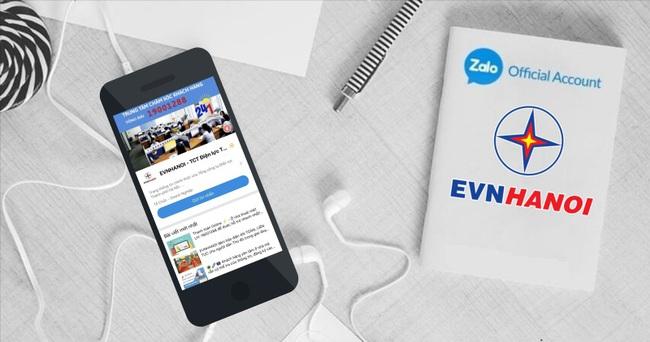 EVNHANOI đảm bảo đáp ứng 100% dịch vụ tới khách hàng - Ảnh 2.