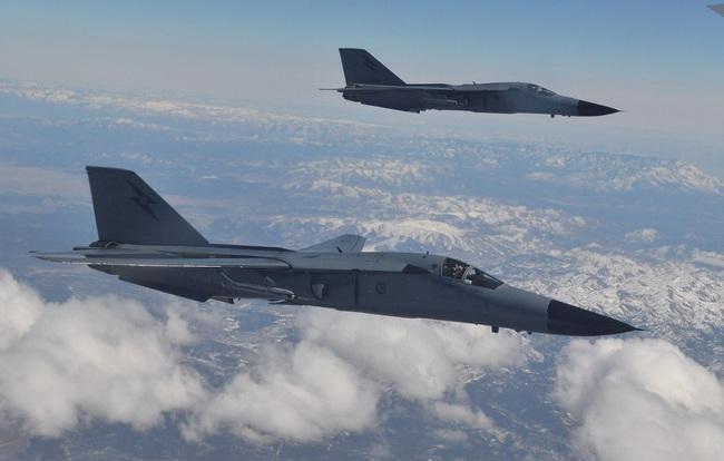 """""""Mãnh thú ném bom"""" F-111 Mỹ bị chôn vùi gây sốc ở Australia - Ảnh 12."""