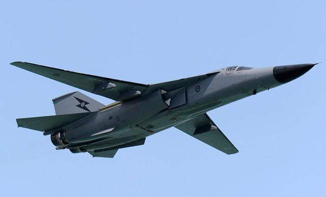 """""""Mãnh thú ném bom"""" F-111 Mỹ bị chôn vùi gây sốc ở Australia - Ảnh 15."""