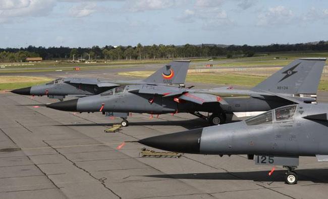 """""""Mãnh thú ném bom"""" F-111 Mỹ bị chôn vùi gây sốc ở Australia - Ảnh 26."""