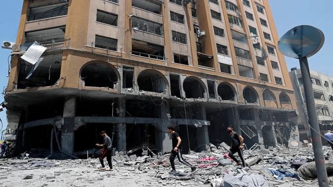 Israel cảnh báo ớn lạnh sau đòn sấm sét vào Gaza giết thủ lĩnh hàng đầu của Hamas  - Ảnh 1.