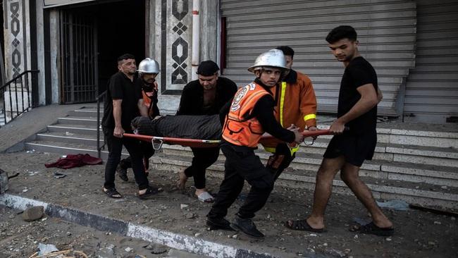 Israel cảnh báo ớn lạnh sau đòn sấm sét vào Gaza giết thủ lĩnh hàng đầu của Hamas  - Ảnh 2.
