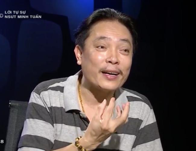 """NSƯT Minh Tuấn đóng vai phản diện suốt 20 năm hiếm hoi hé lộ về """"người phụ nữ quyền lực"""" đứng sau  - Ảnh 1."""