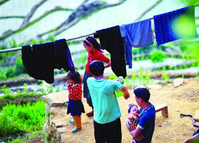 Mùa đổ nước ở thung lũng Thiên Sinh - Ảnh 10.