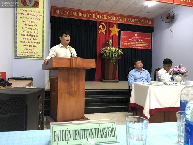 Đà Nẵng: Những vấn đề nổi bật ông Nguyễn Đình Khánh Vân đề ra khi ứng cử Hội đồng nhân dân thành phố - Ảnh 1.