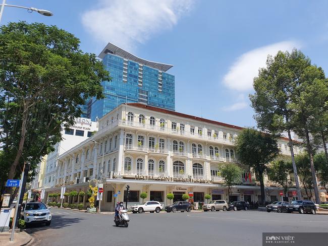 """4 khách sạn Continental, Majestic, Rex, Kim Đô trên """"đất vàng"""" Sài Gòn """"khủng"""" cỡ nào? - Ảnh 1."""