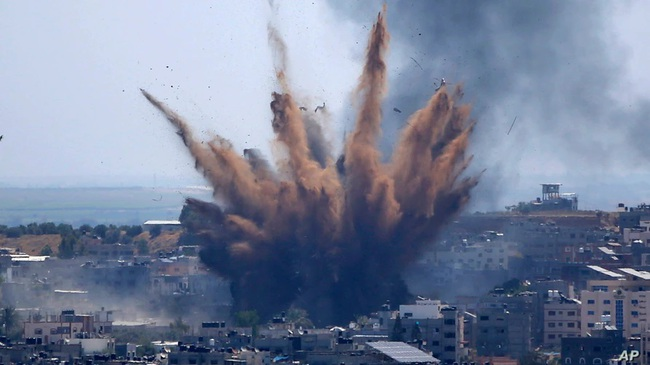 Israel triển khai vũ khí bí mật, biến hầm trú ẩn thành mồ chôn các chiến binh Hamas - Ảnh 1.