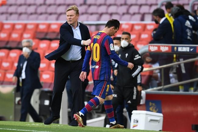 Koeman thất bại ở La Liga.