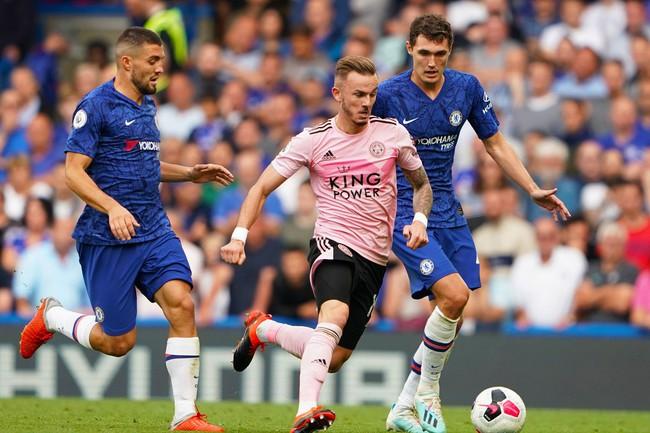 Chelsea và Leicester phải quyết đấu sinh tử.