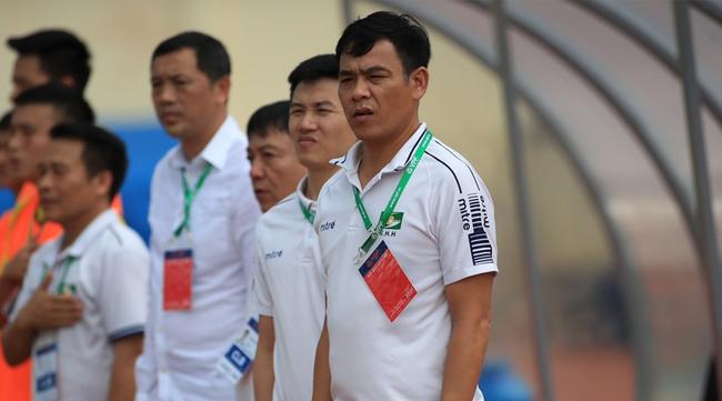 """3 ứng viên """"số má"""" thay HLV Nguyễn Huy Hoàng dẫn dắt SLNA - Ảnh 1."""