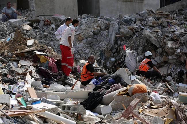 Trung Quốc tung động thái bất ngờ khi Gaza hứng chịu ngày đẫm máu nhất - Ảnh 3.