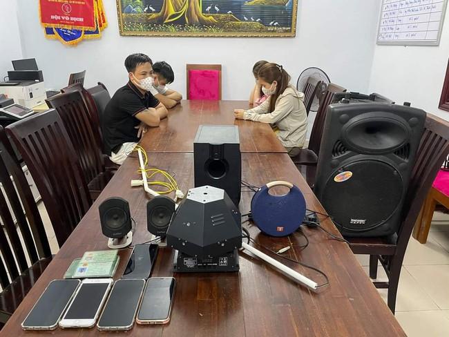 Đà Nẵng: Nhóm thanh niên mở tiệc ma túy giữa mùa  dịch Covid-19 - Ảnh 1.