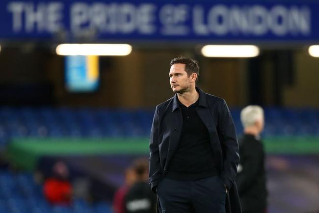 Lampard có thể dẫn dắt Crystal Palace.