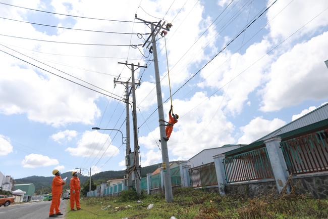 PC Lâm Đồng: Đảm bảo cung cấp điện trong thời gian bầu cử - Ảnh 3.