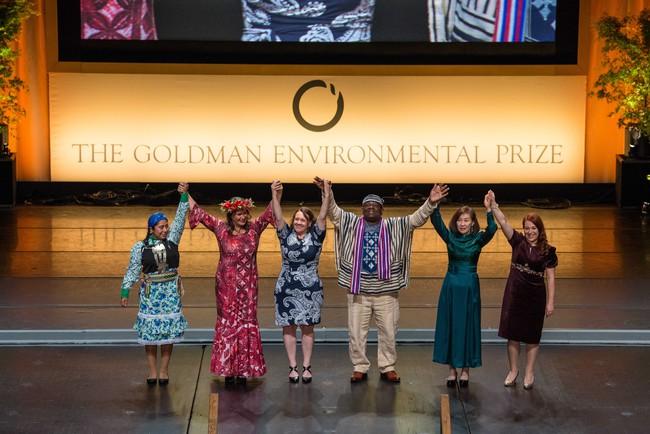 """""""Nobel xanh"""" - Giải thưởng lớn nhất thế giới về môi trường xướng tên một người Việt Nam - Ảnh 1."""