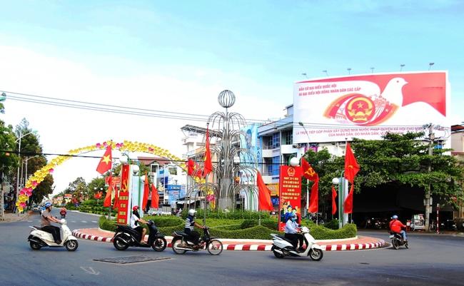Ninh Thuận: Xứ nắng Phan Rang rực rỡ chờ ngày hội lớn - Ảnh 2.