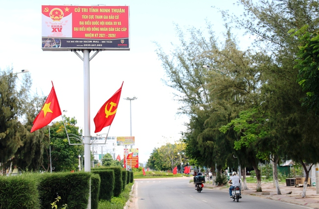 Ninh Thuận: Xứ nắng Phan Rang rực rỡ chờ ngày hội lớn - Ảnh 7.