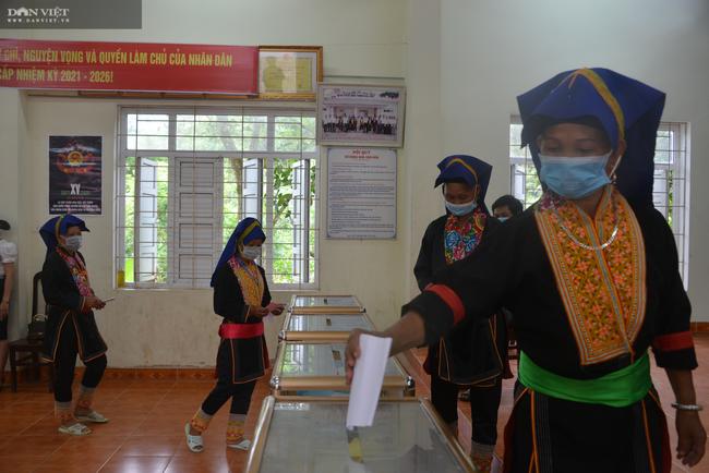 Người Dao ở Ba Chẽ đi bầu cử - Ảnh 3.