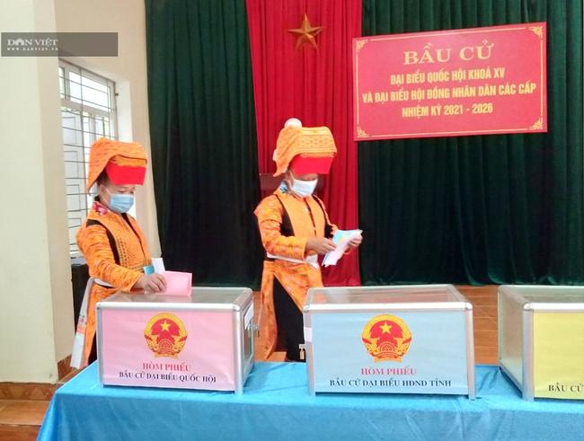 Người Dao ở Ba Chẽ đi bầu cử - Ảnh 7.