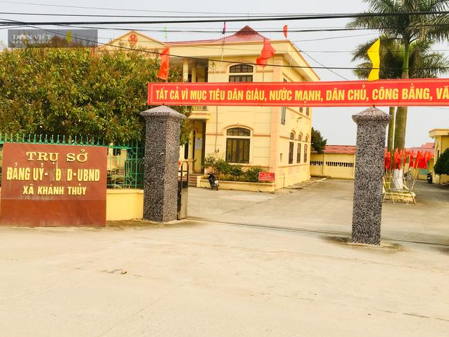 Yên Khánh và mục tiêu huyện nông thôn mới kiểu mẫu - Ảnh 2.