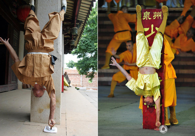 Vén màn về những võ công bí mật của Thiếu Lâm - Ảnh 4.