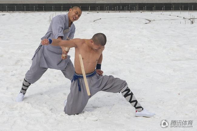 Vén màn về những võ công bí mật của Thiếu Lâm - Ảnh 8.