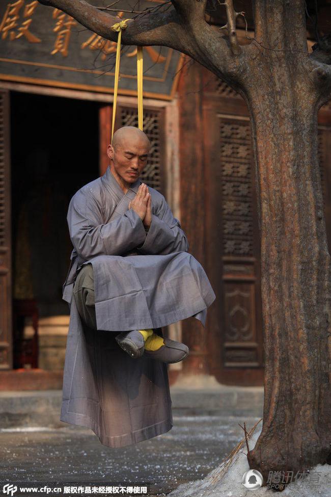 Vén màn về những võ công bí mật của Thiếu Lâm - Ảnh 9.