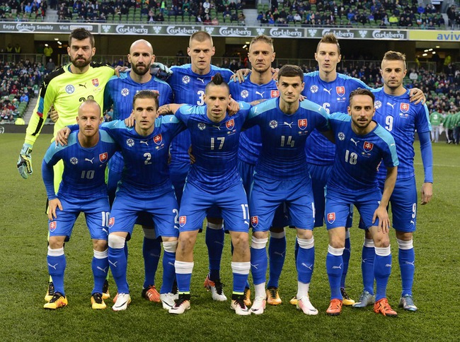Đội hình ĐT Slovakia dự Euro 2020: Sức mạnh từ tinh thần tập thể - Ảnh 1.