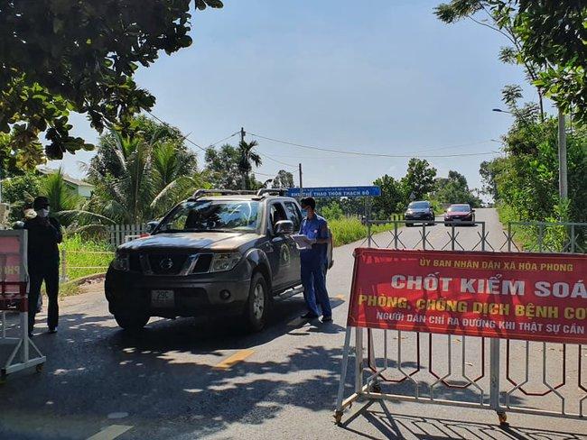 Hôm nay (28/5), Đà Nẵng tái lập 12 chốt kiểm dịch Covid-19 tại cửa ngõ ra vào thành phố - Ảnh 1.