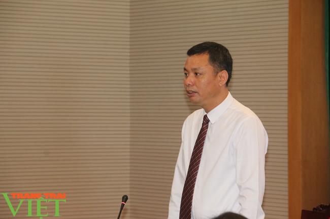 Sơn La: Tổ chức hội nghị trực tuyến xúc tiến tiêu thụ và xuất khẩu xoài, nhãn - Ảnh 2.
