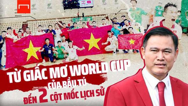 Futsal Việt Nam: Từ đội bóng công ty tới 2 lần dự World Cup - Ảnh 1.