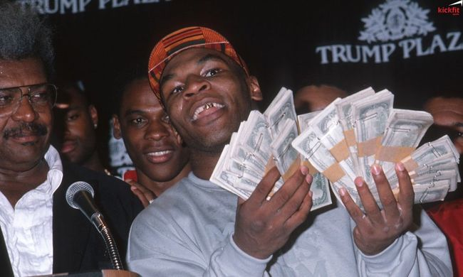 Tài sản của Mike Tyson khi ở thời kỳ đỉnh cao khủng đến mức nào? - Ảnh 1.